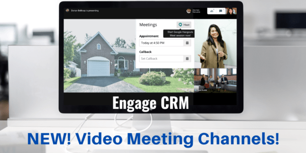 New - Video Meeting Channels in Engage
